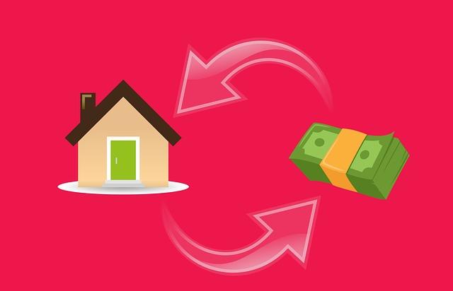 peníze, hypotéka
