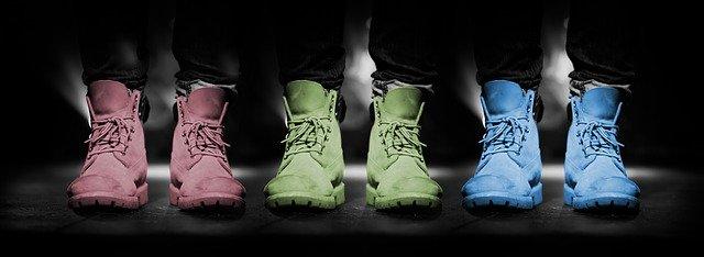 boty do botníku
